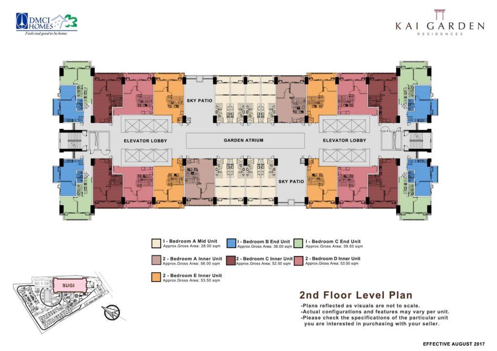 Kai Garden Residences Floor Plan Kai Garden Residences