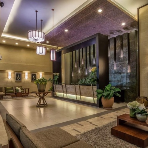 Kai Garden Residences Similar Lobby