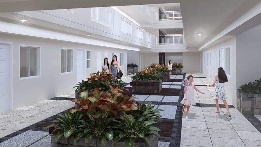 Kai Garden Residences Atrium