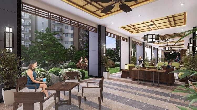Kai Garden Residences Lounge 2