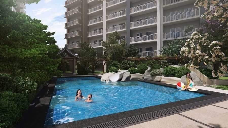 Kai Garden Residences Pool Area